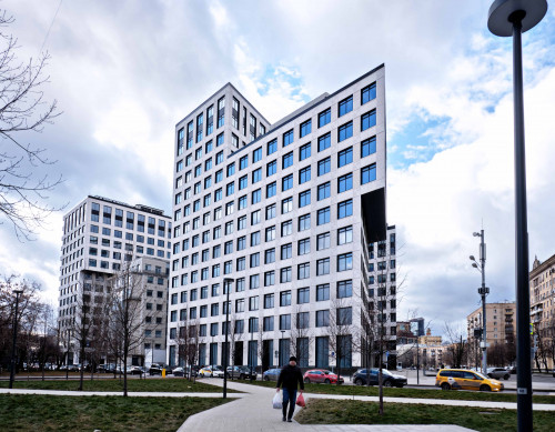 Офис на Киевской