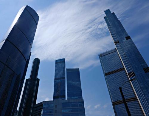 ЖК Neva Towers, квартира 60 м2
