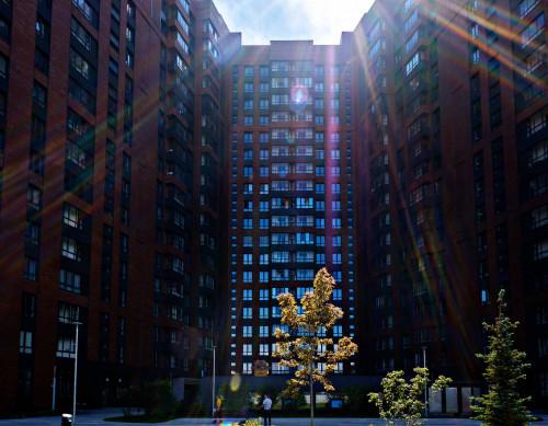 ЖК Сердце Столицы, квартира 106 м2