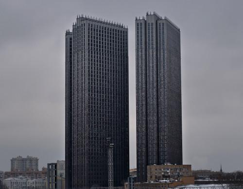 ЖК Пресня Сити, квартира 45 м2