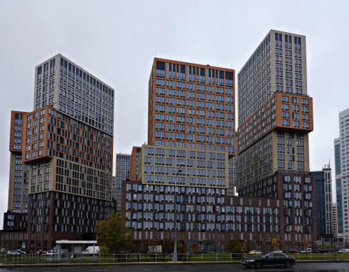 ЖК Vander Park, квартира 120 м2