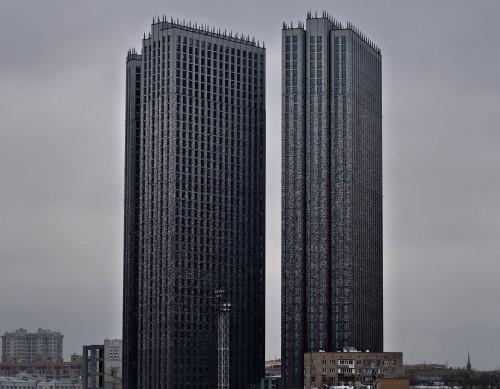 ЖК Пресня Сити, квартира 105 м2