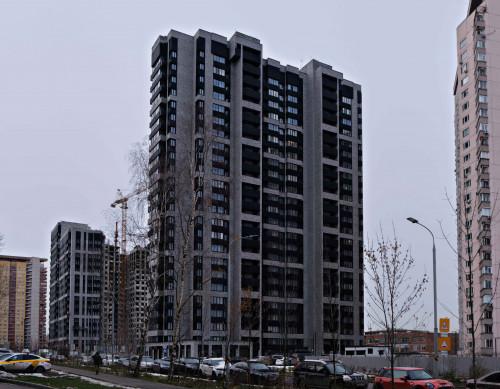 Квартал на Никулинской