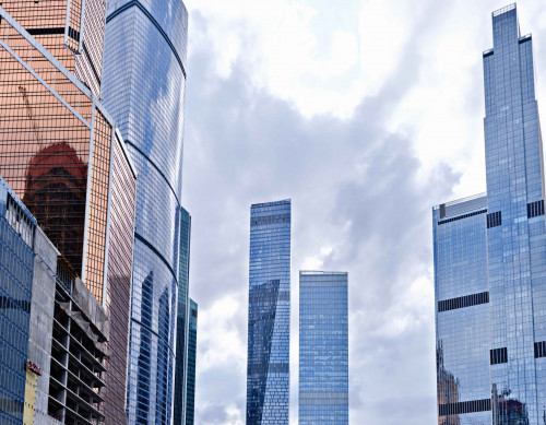 ЖК Neva Towers, квартира 70 м2